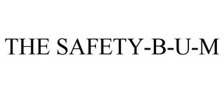 mark for THE SAFETY-B-U-M, trademark #77689603