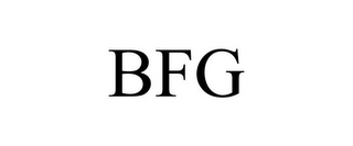 mark for BFG, trademark #77690553
