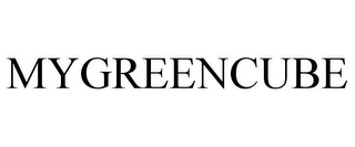 mark for MYGREENCUBE, trademark #77690838