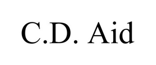 mark for C.D. AID, trademark #77690906