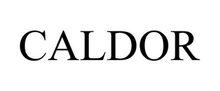 mark for CALDOR, trademark #77691512
