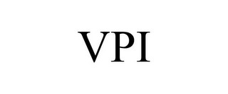 mark for VPI, trademark #77697145