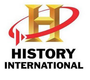 mark for H HISTORY INTERNATIONAL, trademark #77697539