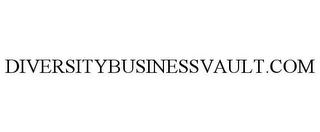 mark for DIVERSITYBUSINESSVAULT.COM, trademark #77702001