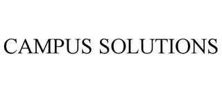 mark for CAMPUS SOLUTIONS, trademark #77705656
