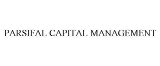 mark for PARSIFAL CAPITAL MANAGEMENT, trademark #77706109