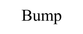mark for BUMP, trademark #77706929