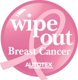 mark for WIPE OUT BREAST CANCER AUTOTEX, trademark #77707791
