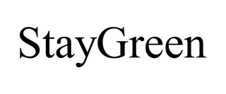 mark for STAYGREEN, trademark #77709150