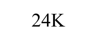 mark for 24K, trademark #77709785