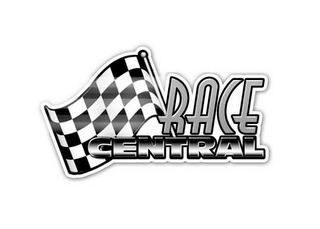 mark for RACE CENTRAL, trademark #77711412