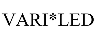 mark for VARI*LED, trademark #77713867