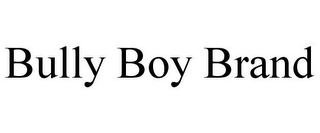 mark for BULLY BOY BRAND, trademark #77714924