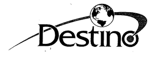 mark for DESTINO, trademark #77715482