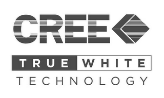 mark for CREE TRUEWHITE TECHNOLOGY, trademark #77715611