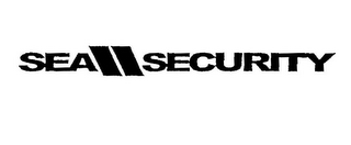 mark for SEA\\SECURITY, trademark #77715789
