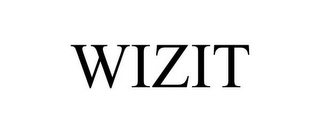mark for WIZIT, trademark #77715998