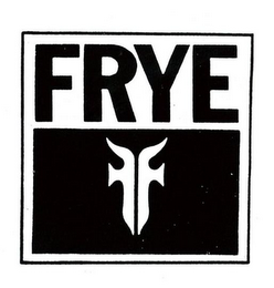 mark for FRYE FF, trademark #77716460