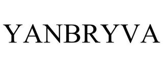mark for YANBRYVA, trademark #77717529