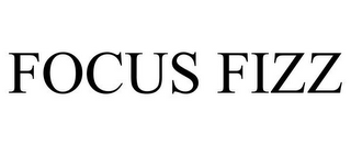 mark for FOCUS FIZZ, trademark #77720906