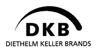 mark for DKB DIETHELM KELLER BRANDS, trademark #77721821