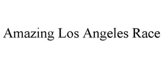 mark for AMAZING LOS ANGELES RACE, trademark #77722356