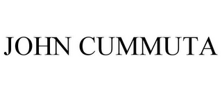 mark for JOHN CUMMUTA, trademark #77723144