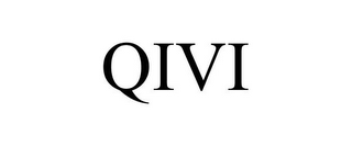 mark for QIVI, trademark #77725919