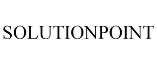 mark for SOLUTIONPOINT, trademark #77728260