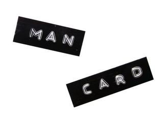 mark for MAN CARD, trademark #77728663