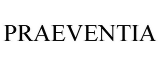 mark for PRAEVENTIA, trademark #77736548