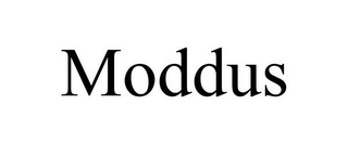 mark for MODDUS, trademark #77736740