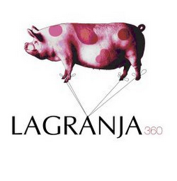 mark for LAGRANJA 360, trademark #77738303