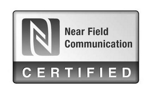 mark for N NEAR FIELD COMMUNICATION CERTIFIED, trademark #77743145