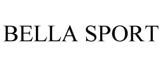 mark for BELLA SPORT, trademark #77743487