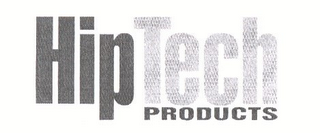 mark for HIPTECH PRODUCTS, trademark #77744422