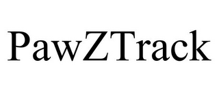 mark for PAWZTRACK, trademark #77744552