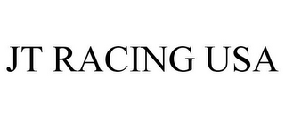 mark for JT RACING USA, trademark #77745879