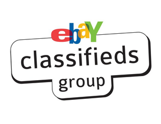 mark for EBAY CLASSIFIEDS GROUP, trademark #77747382