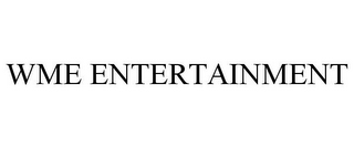mark for WME ENTERTAINMENT, trademark #77749495