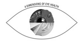 mark for 4 DIMENSIONS OF EYE HEALTH, trademark #77749647
