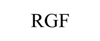 mark for RGF, trademark #77750192