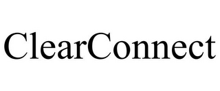 mark for CLEARCONNECT, trademark #77750635