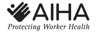 mark for AIHA PROTECTING WORKER HEALTH, trademark #77751055