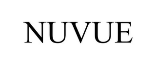 mark for NUVUE, trademark #77751098