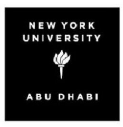 mark for NEW YORK UNIVERSITY ABU DHABI, trademark #77752274