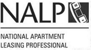 mark for NALP NATIONAL APARTMENT LEASING PROFESSIONAL, trademark #77752994
