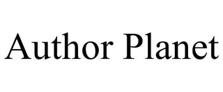 mark for AUTHOR PLANET, trademark #77758800