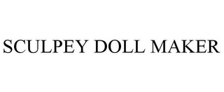 mark for SCULPEY DOLL MAKER, trademark #77761596