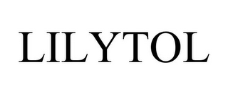 mark for LILYTOL, trademark #77763193